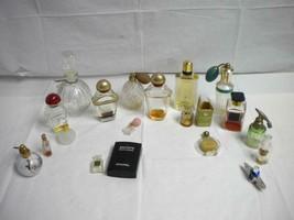 Huge lot 19 Vintage Perfume Chanel  Voyageur Samsara 4711 COCO Le Galion Ocean - $19.79