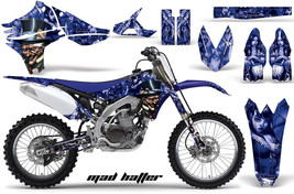 Dirt Bike Decal Graphics Kit Sticker Wrap For Yamaha YZF450 2010-2013 HA... - $168.25
