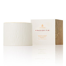 Thymes Frasier Fir Ceramic Petite Candle 6oz - $33.00