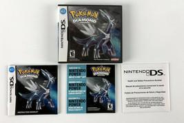 Nintendo DS Pokemon: Diamond Version - Case, Manual & Inserts ONLY - NO ... - $49.49