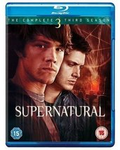 Supernatural: Season 3 [Blu-ray] [Blu-ray] - $23.81