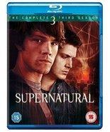 Supernatural: Season 3 [Blu-ray] [Blu-ray] - $23.81