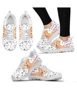 Labrador Retriever Lover Cute White Sole Sneakers Gift Ladie - $64.99
