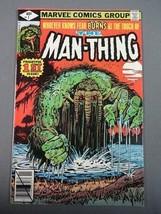 Man Thing #1 (2nd Series) VF Marvel Comics 1979 - $9.49