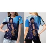 Prince Purple Rain Women's Fullprint T- Shirt - $20.99+