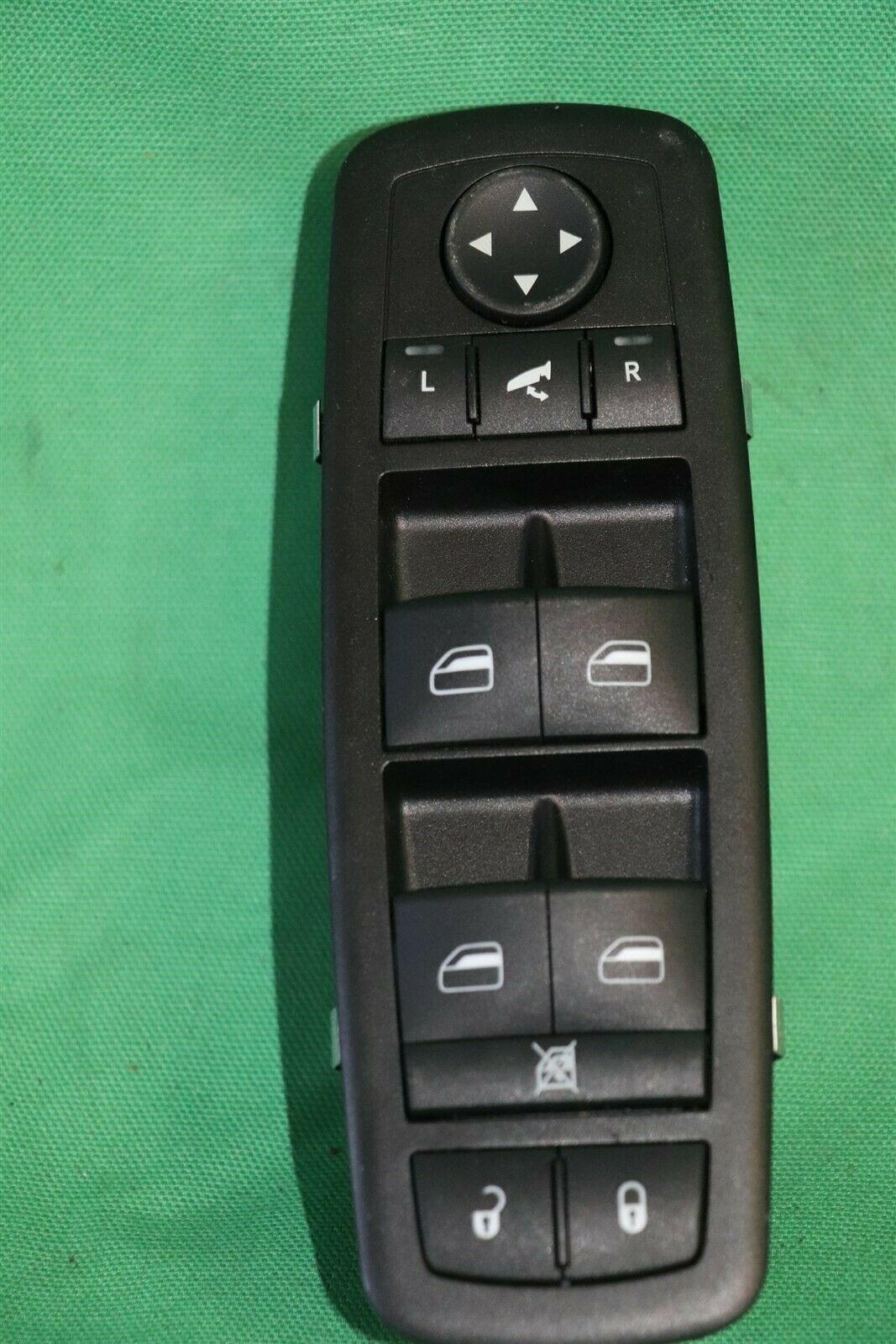 08-09 Grand Caravan Town & Country Drivers Power Window Master Switch Mopar