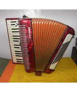 72 Bass Hohner Arietta IM  Accordion Original M.Hohner Vintage - $750.00