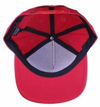 Diamond Supply Co. Eternal Diamond Red Snapback Baseball Hat NWT image 7