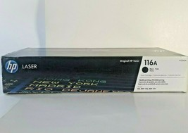 HP 116A (W2060A) Black Toner Cartridge Laser New Genuine  - $48.33