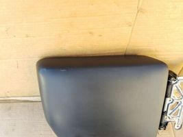07-13 Toyota Tundra Center Console Armrest Cover Lid Pad BLACK image 3