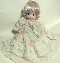 """Vintage *Precious Moments* Doll Porcelain  """"Jenny""""  made in the Phillipines - $44.00"""