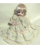 "Vintage *Precious Moments* Doll Porcelain  ""Jenny""  made in the Phillipines - $44.00"