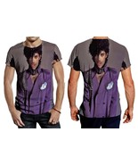 Prince Purple Men's Fullprint T- Shirt - $20.99+