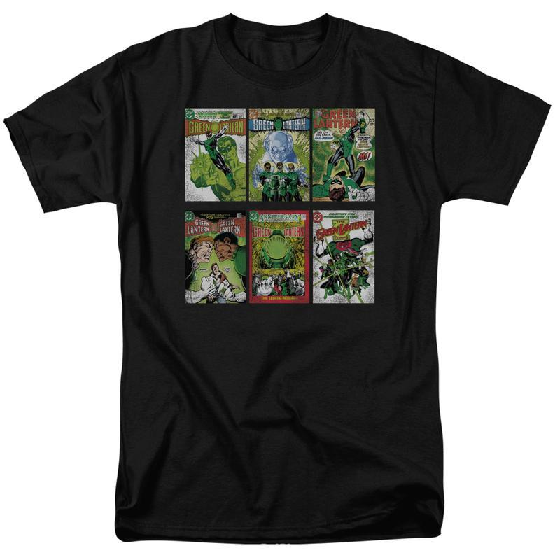 Omics comic book covers tee superheros retro for sale online black graphic t shirt gl104 at 800x
