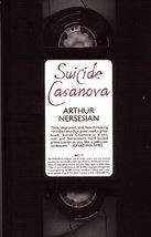 Suicide Casanova [Paperback] Nersesian, Arthur image 2