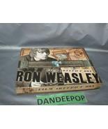 Harry Potter Ron Weasley Film Artifact Collectors Box NN7432 Warner Brot... - $44.54