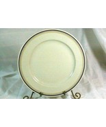 Hutschenreuther Gelb Turvel Shape Hut 374 Dinner Plate Gray Yellow Rust ... - $9.76