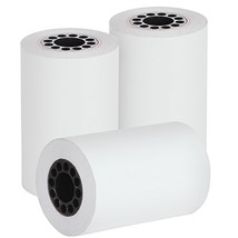 Freccia Rossa Market, 2 1/4 x 50' Thermal Paper Receipt Roll, 50 Rolls. - $25.50