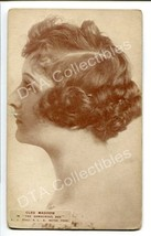 CLEO MADISON-THE DANGEROUS AGE-1920-Arcade Card G - $16.30