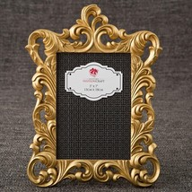 Gold Metallic baroque frame 5x7 from gifts by fashioncraft  - $14.99