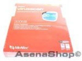 McAfee VirusScan 2005 ver 9.0 - $14.94