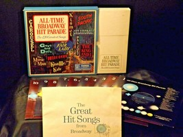 All Time Broadway Hit Parade Record, The 120 Greatest Songs AA-191749 Vintage C image 2