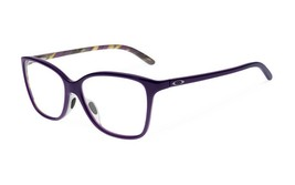 OAKLEY OX1126-0454 BLACKBERRY FINESSE EYEGLASSES AUTHENTIC RX 54-15 W/CASE - $65.55