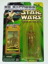 """HASBRO STAR WARS POTJ POWER OF THE JEDI 3.75"""" IG-88 - $29.69"""