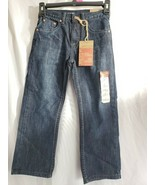 Bailey's PT Boys Denim Jeans Size 5 casual pants straight fit medium was... - $20.00