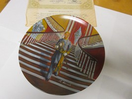 Knowles Gone With The Wind Ashley Second Issue Collector Plate  - $24.75