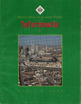 1992 ORIOLE PARK AT CAMDEN YARDS Opening Day Baltimore - $9.89