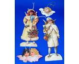 1970s 4 scrap angel ornaments oldprintfactory a thumb155 crop