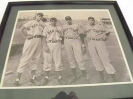 Di Maggio, Williams, Heinrick, Baseball Old Vintage Framed Print  - $219.73