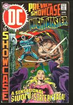 Showcase #83 Bernie Wrightson Denny O'neil Dc Comics Fine- 1969 Nightmaster - $24.75
