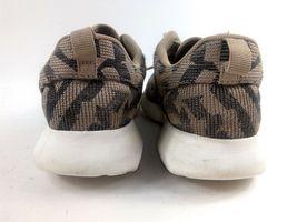 Nike Women's Sneakers 6.5 Roshe Run One Jacquard Beige Desert Camo 705217 200 image 5