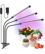 Grow Light Plant Lights for Indoor Plants LED Lamp Bulbs Full Spectrum - $38.99
