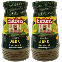 Eaton's Jamaican Mild Jerk Seasoning 11 Ounce (Pack of 2) - $19.79