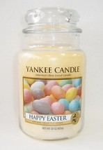 1219475 Happy Easter Yankee Candle Large Jar Candle 22 oz - $39.49