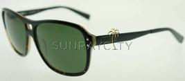 NIKE VINTAGE 86 Black Tortoise / Green Sunglasses EV0 638 001 - $98.01