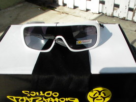 Biohazard sunglasses Goggle Style men's Designer Celebrity Shades - $10.53