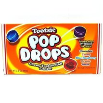 DDI Tootsie Pop Drops Theater Box Candy- Case of 12 - $37.07