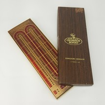 No. 716 Concours Cribbage Board 2 Track Continuous Pacific Games 1976 U.S.A - $24.99
