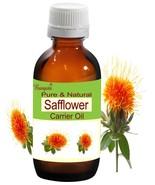 Safflower Oil- Pure & Natural Carrier Oil- 50ml Carthamus tinctorius by ... - $9.77
