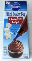 Pillsbury Chocolate Fudge Frosting Filled Pastry Bag 16 oz - $5.41