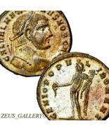 Maximinus II XF Genius De Romain Personnes Argentés Follis Grand Ancien ... - $233.09