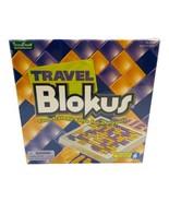 BLOKUS Travel Game 2005 Strata Gems Camping Plane Car Strategy New Sealed - $29.69