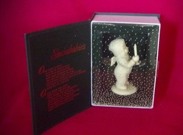 Dept 56 Figurine Winter Tales for Snowbabies Just One Little Candle 6823... - $3.92