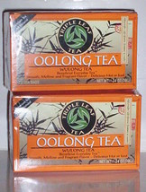 OOLONG TEA WULONG TEA SMOOTH MELLOW FRAGRANT HOT OR ICED 40 TEA BAGS 2 B... - $11.29