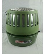 Coleman Catalytic Heater 5000-8000 BTU 1978 Green 515A HUNTING ICE FISHING - $158.39