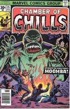 Chamber of Chills Comic Book #25, Marvel Comics 1975 FINE - $9.74